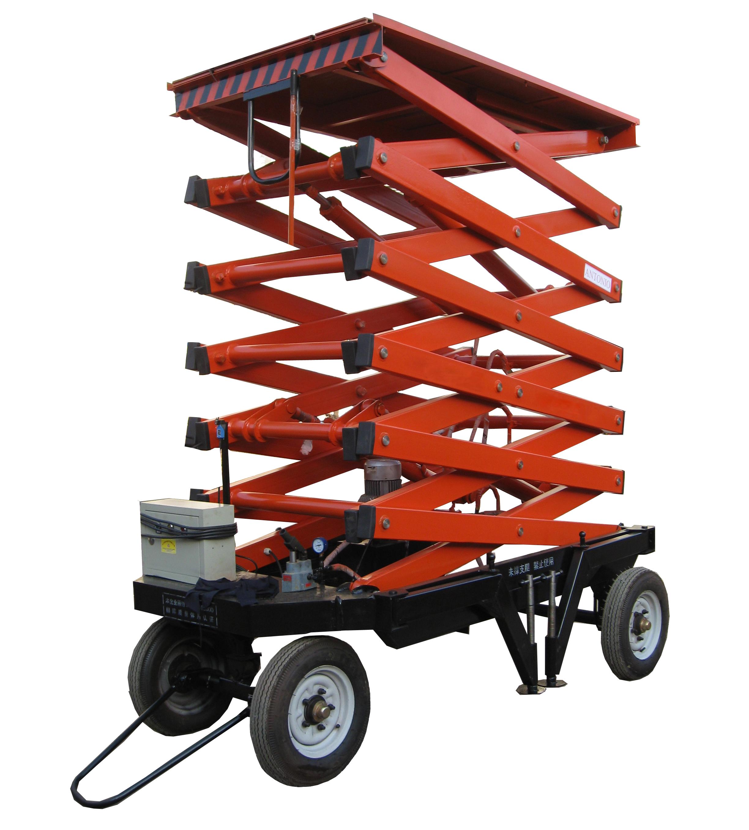 移动式升降平台 - 大型立体车库